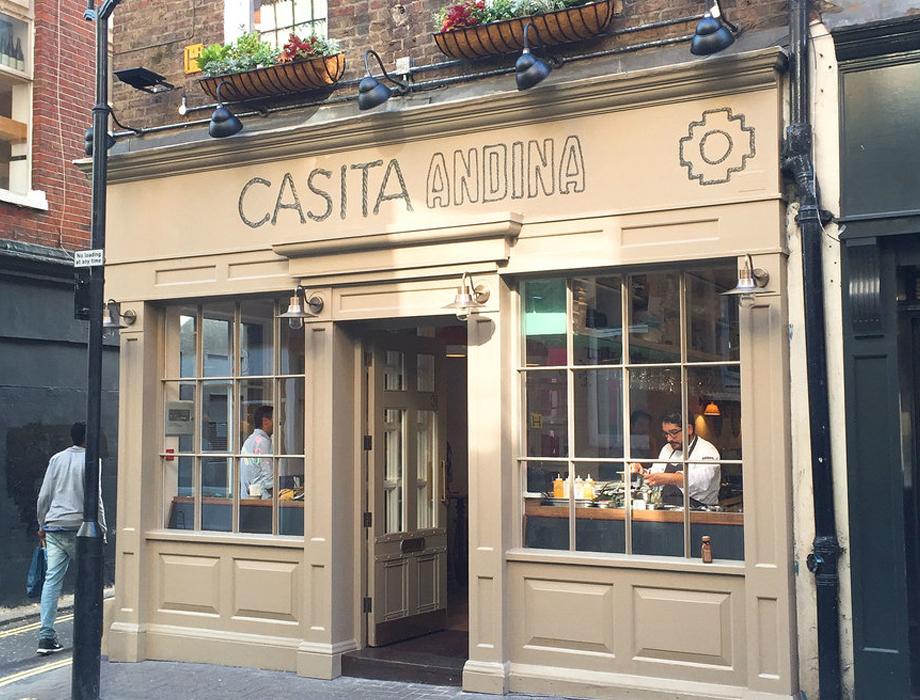 Casita Andina: the four mamas